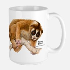 Slow Loris Ceramic Mugs
