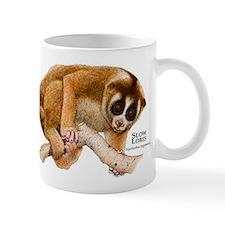Slow Loris Small Mugs