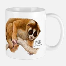Slow Loris Small Mugs