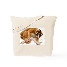 Slow Loris Tote Bag
