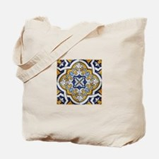 Portuguese Tiles Designs Tote Bag