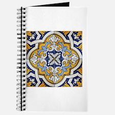 Portuguese Tiles Designs Journal