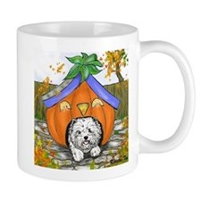 Pumpkin House Mug