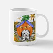 Pumpkin House Mug