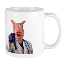 Mexican Swine Flu Mug
