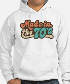 Made in the 70's Hoodie