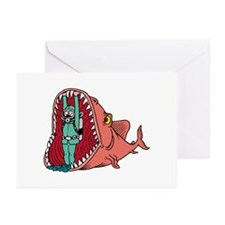 Hangin' Out Greeting Cards (Pk of 10)