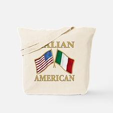 Italian american Pride Tote Bag