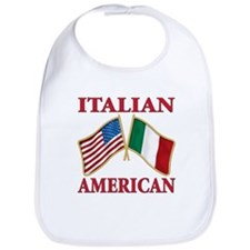 Italian american Pride Bib