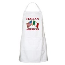 Italian american Pride BBQ Apron