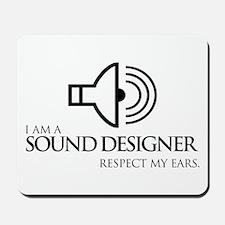 Sound Designer Mousepad