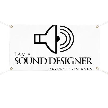 Sound Designer Banner