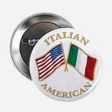 """Italian american Pride 2.25"""" Button"""