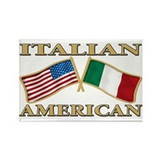 Italian american Pride Rectangle Magnet
