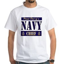 Chief's Dad Block Style Shirt
