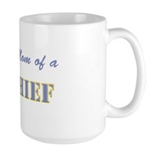 Chief's Mom Mug