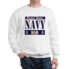 Navy Dad I Jumper