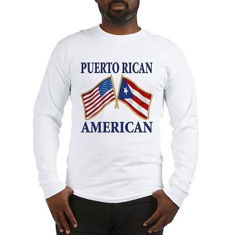 Puerto rican pride Long Sleeve T-Shirt