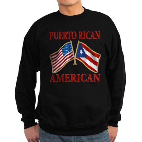 Puerto rican pride Sweatshirt (dark)