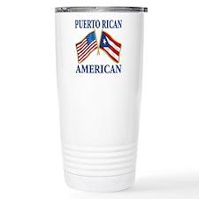 Puerto rican pride Travel Mug
