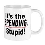 It's the SPENDING, Stupid! Mug