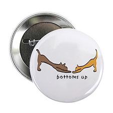 """Cute Yoga 2.25"""" Button (10 pack)"""