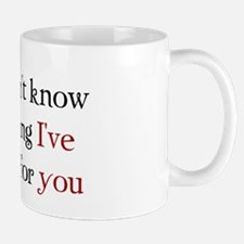 Twilight breaking dawn no measure of time with you Mug