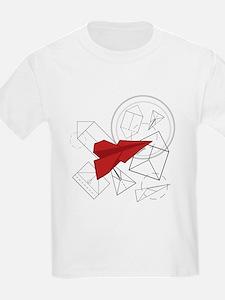 airplane plans 2 copy T-Shirt