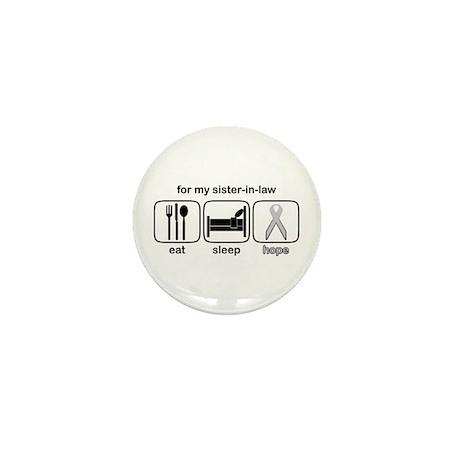 Sister-in-law ESHope Lung Mini Button