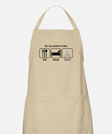 Sister-in-law ESHope Lung BBQ Apron