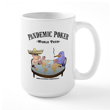 pandemic_poker2 Mugs