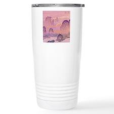Chinese Waterfall Travel Mug