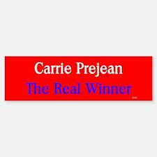 Carrie Prejean Bumper Bumper Bumper Sticker