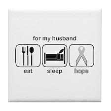 Husband ESHope Lung Tile Coaster