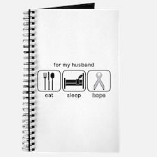 Husband ESHope Lung Journal