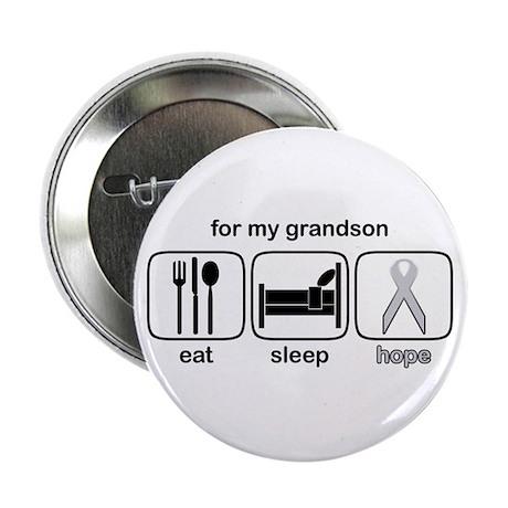 "Grandson ESHope Lung 2.25"" Button"