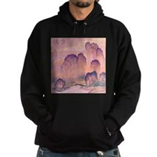 Chinese Mountains Hoodie