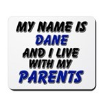 my name is dane and I live with my parents Mousepa