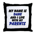 my name is dane and I live with my parents Throw P