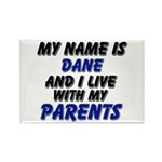 my name is dane and I live with my parents Rectang