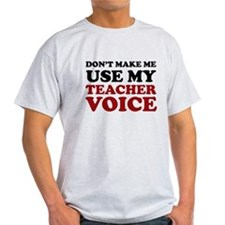For Teachers - T-Shirt