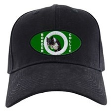 Funny Working border collie Baseball Hat
