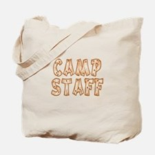 Camp Staff Tote Bag