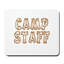 Camp Staff Mousepad