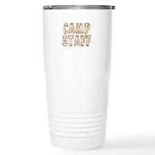 Camp Staff Stainless Steel Travel Mug