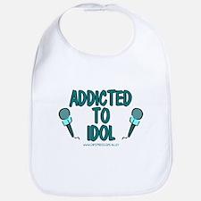 Addicted To Idol Bib