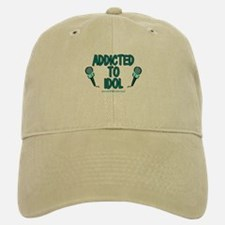 Addicted To Idol Baseball Baseball Cap