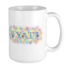 """Wyatt"" with Mice Mug"