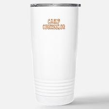 Camp Counselor Travel Mug
