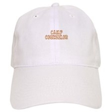 Camp Counselor Baseball Cap